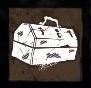 ボロボロの工具箱