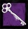 すり減った鍵
