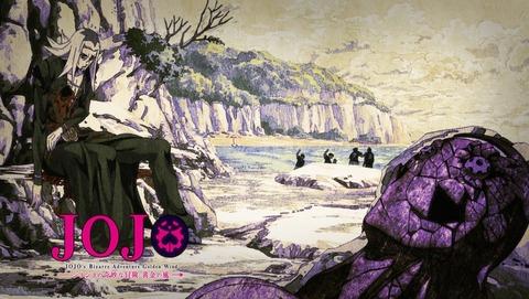 ジョジョ 5部 第28話 感想 素晴らしい完成度