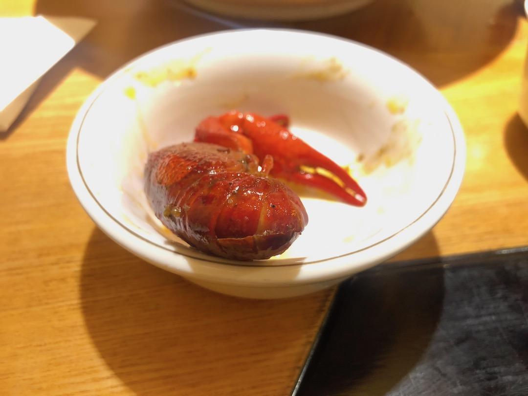 ザリガニ 料理 中国