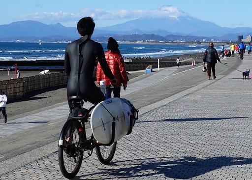 湘南 自転車