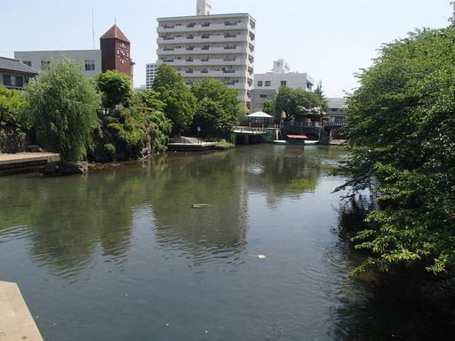 水の街、大垣
