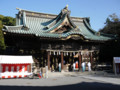 三嶋大社 拝殿