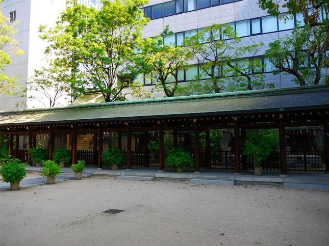 坐摩神社03