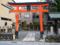 厳島神社(京都市左京区)01