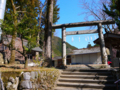 奥氷川神社
