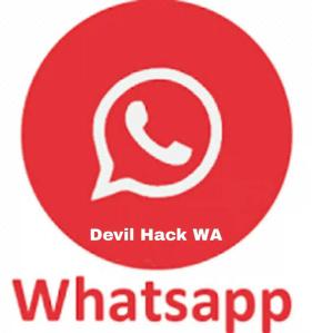 تحميل واتساب ديفل WhatsApp Devil Hack WA ضد الفيروسات وضد الحظر مع الثيم الشفاف اخر تحديث