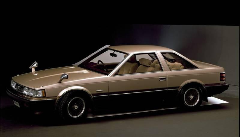 初代ソアラ Z10型
