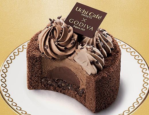 厳選おすすめ1位 Uchi Café×GODIVA ショコラ トゥルビヨン