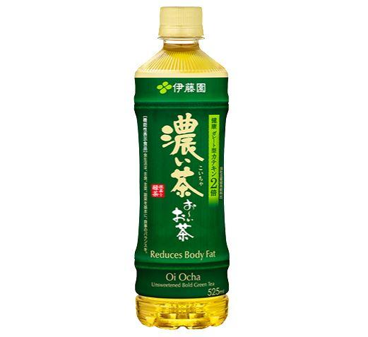 お~いお茶 濃い茶 600ml 129円(税込)