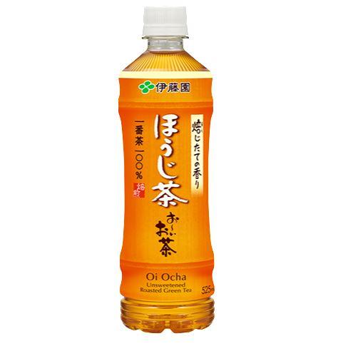 お~いお茶 ほうじ茶 600ml 129円(税込)