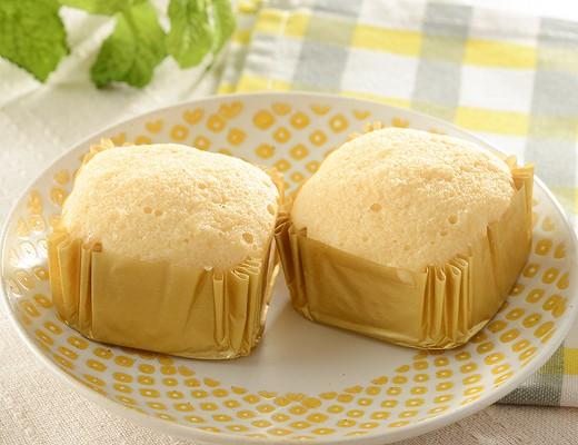 NL プロテイン入りチーズ蒸しケーキ2個入