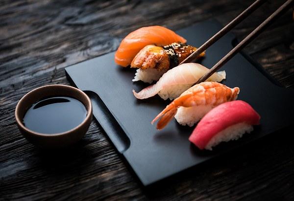 4位 寿司
