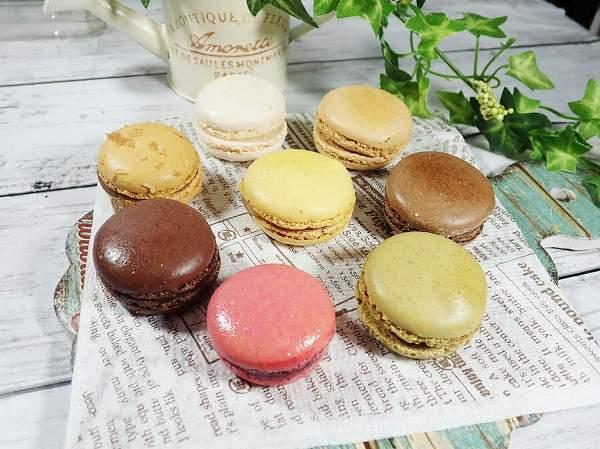 フランスの代表的お菓子マカロン