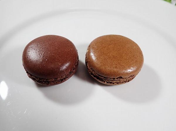 チョコを比較