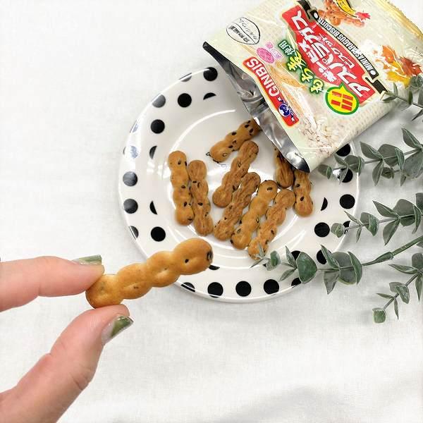 もち麦使用のメープル風味のお味は