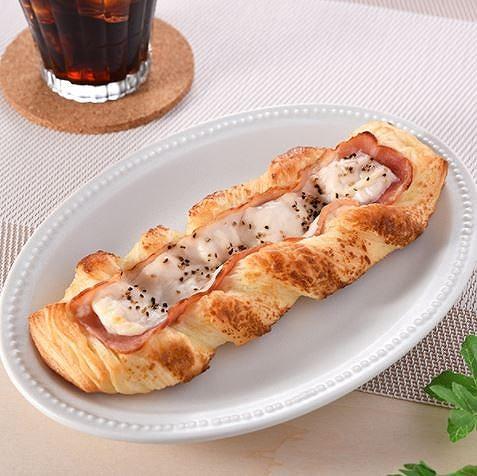 ベーコン&チーズデニッシュ