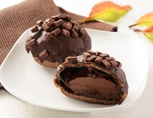 チョコ2シュー -焼チョコ生チョコシュー-