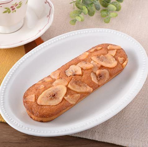 しっとりケーキ(完熟バナナ)
