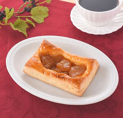 国産りんごのアップルパイ(キャラメル仕立て)