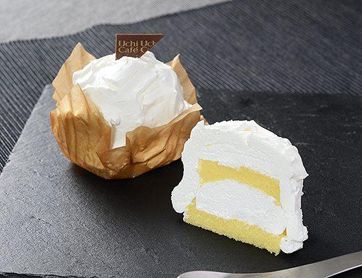 Uchi Café Spécialité 雲泡クリームのショート