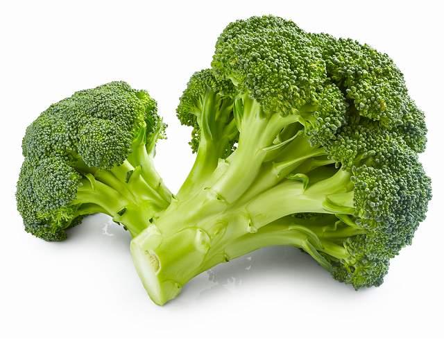 ブロッコリーは栄養が豊富