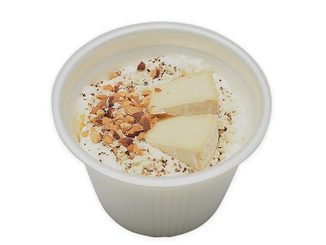 ショートパスタ カマンベール&チーズクリーム