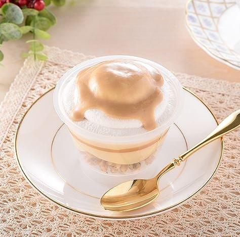 紅茶の生チーズケーキ
