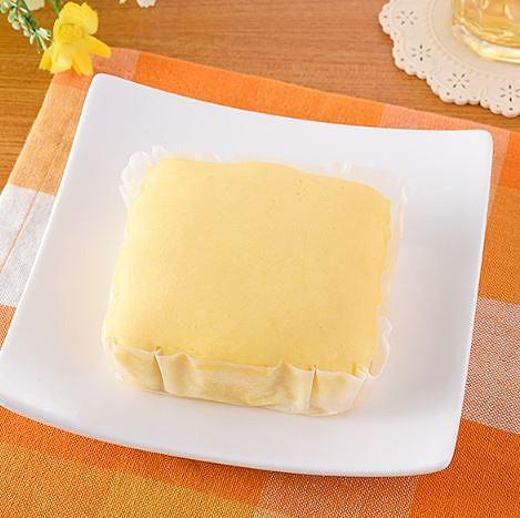 濃い味チーズケーキ