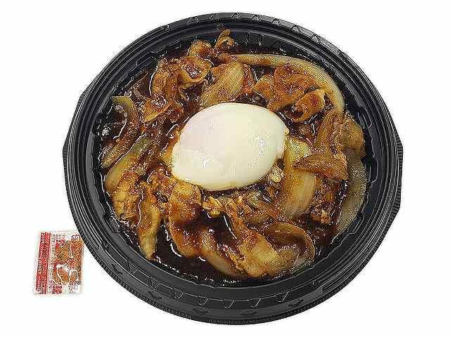 大盛りご飯スタミナ豚丼