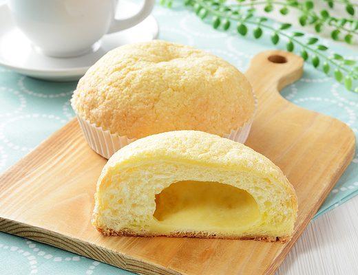 じゅわバタメロンパン