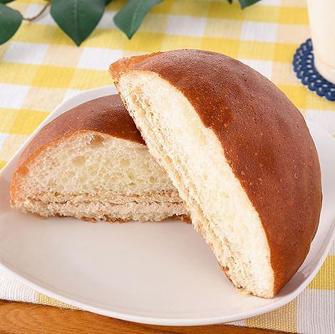 エスプレッソのホイップブールパン