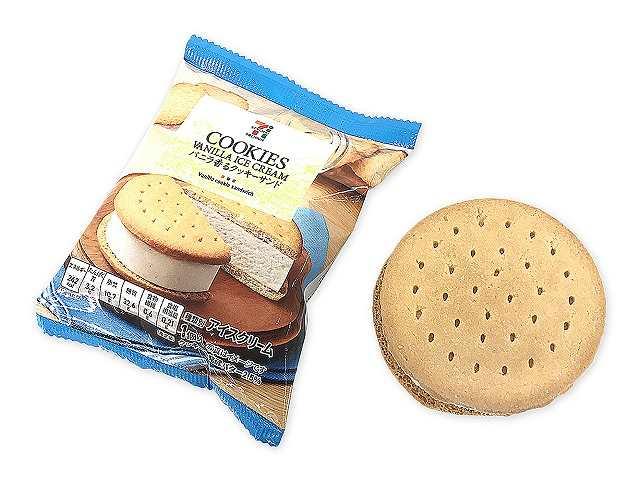 7プレミアム バニラ香る クッキーサンド
