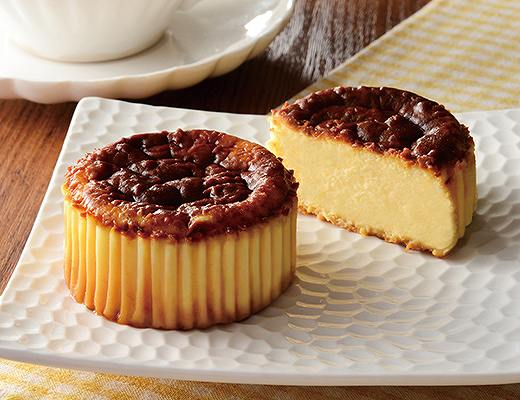 バスチー -バスク風チーズケーキ-