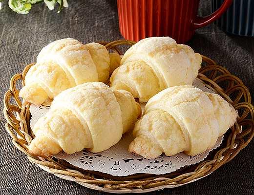発酵バターのメロンクロワッサン 4個入