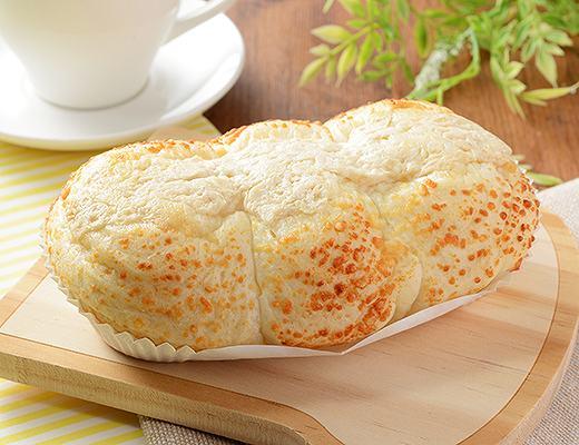 ふんわりオニオンマヨチーズパン