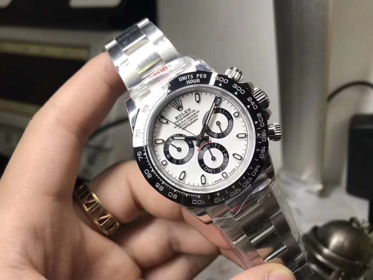 buy popular baec5 1fb78 ROLEX/ロレックス 新型デイトナ 116500LNの調査! - 腕時計総合 ...