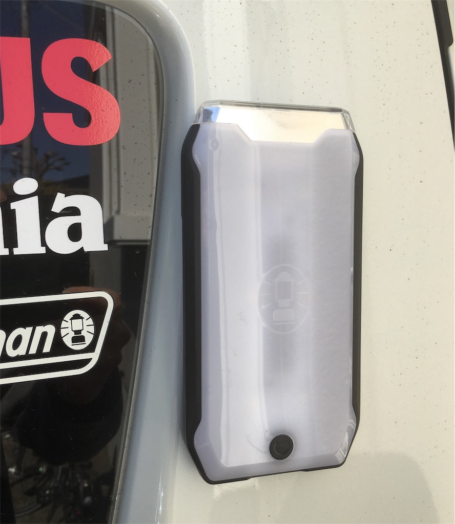 コールマン【クアッドマルチパネル LED ランタン】