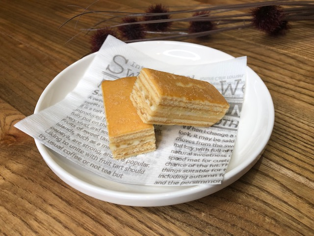 至福の一瞬を感じるほど、最高に美味しいバームクーヘンが登場!ファミマ【数量限定】安納芋シリーズのバウムを実食!