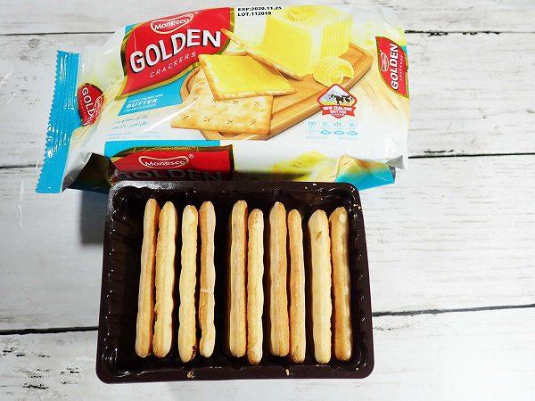 バター風味クリームクラッカー