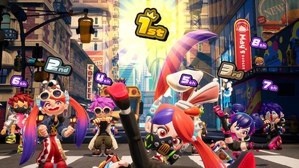 ニンジャラのゲーム画像