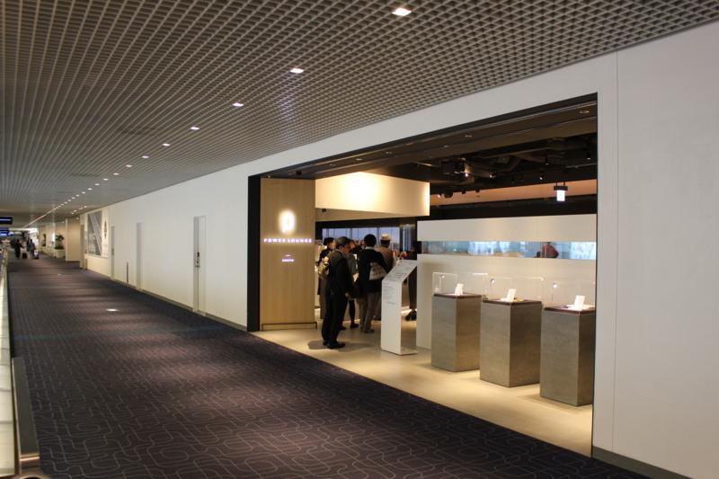 羽田空港第一ターミナル POWER LOUNGE
