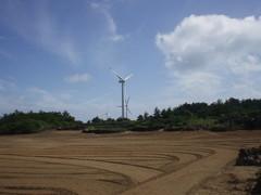 Hangwon Wind Power Generation Complex, Korea