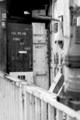 店裏 (横浜中区海岸通り) Minolta SR-1 ネオパン 100 ACROS