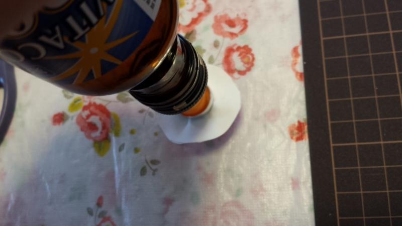 手作り簡単 100均 魔法使いプリキュア キュアミラクル ヘアゴム 作り方