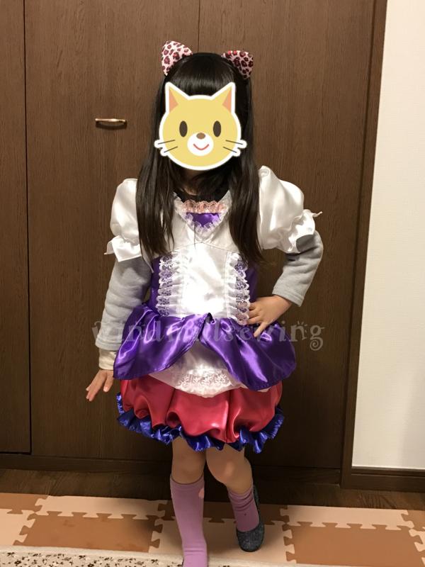 キラキラ☆プリキュアアラモード 手作り衣装 キュアホイップ キュアカスタード キュアジェラート キュアマカロン キュアショコラ