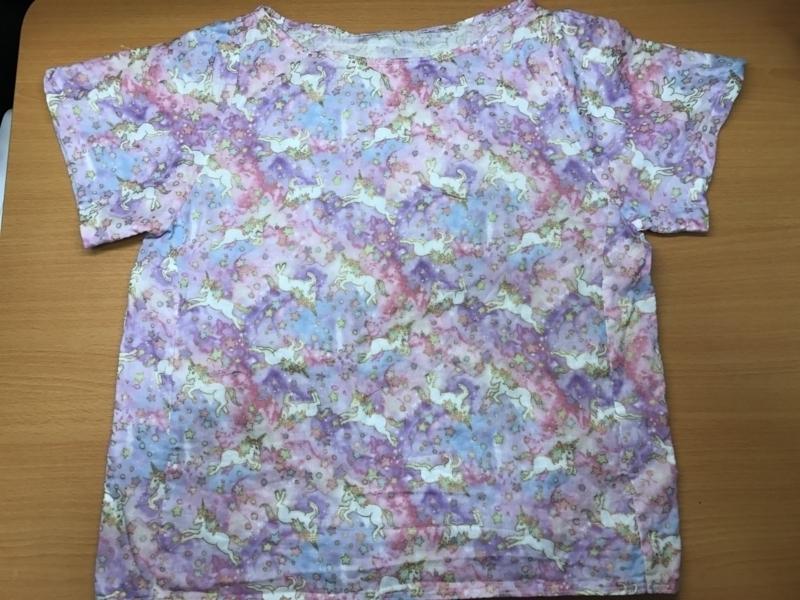 手作りH&M 大人服 Tシャツ