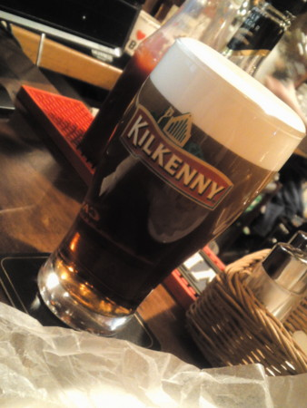 after Guinness