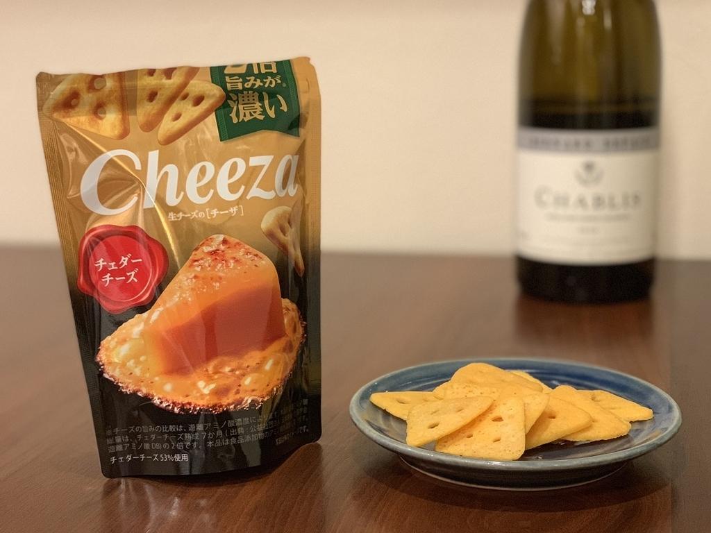 cheeza(チーザ)とワイン