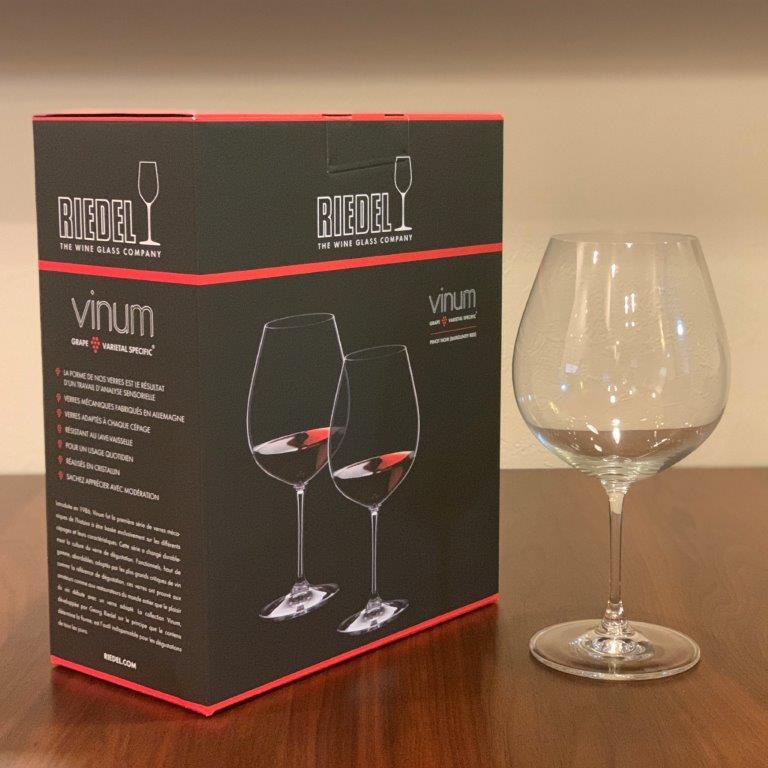 リーデル ワイングラス ヴィノム ピノノワール